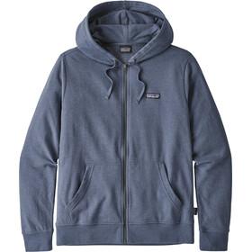 Patagonia P-6 Label LW Bluza z zamkiem błyskawicznym Mężczyźni, dolomite blue